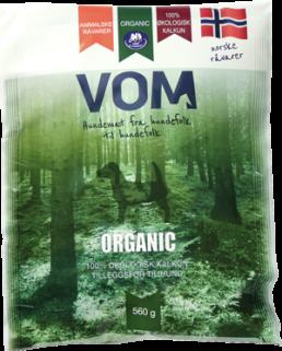 VOM serien organic kalkun